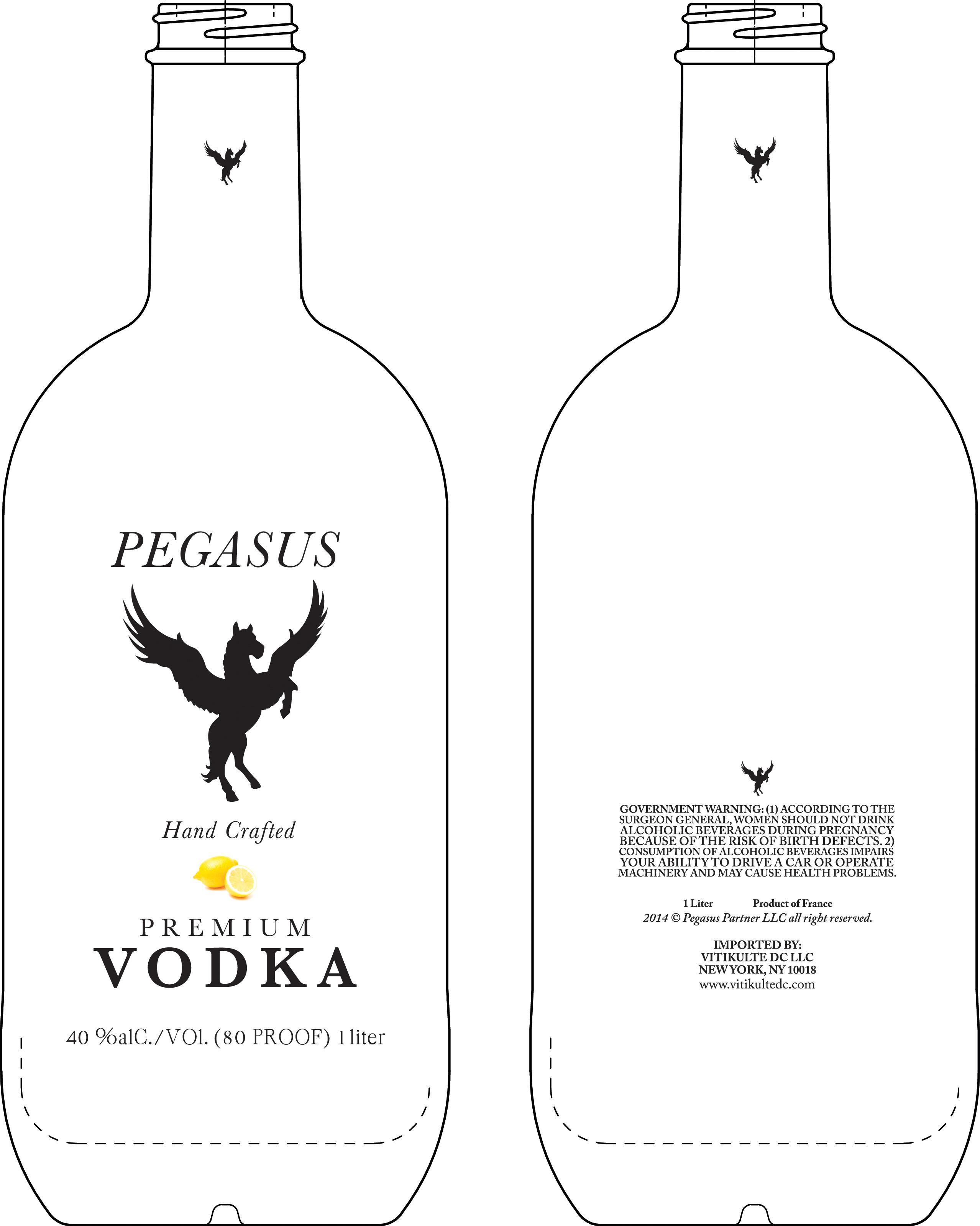Vodka-Pegasus